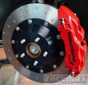Focus St Wheels >> Mountune - Focus MK2 - RS305 - Sport-Bremsscheiben - Vorderachse