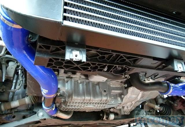 Mountune - Ford Fiesta MK7 - ST180 und ST200 - Ladeluftkühler