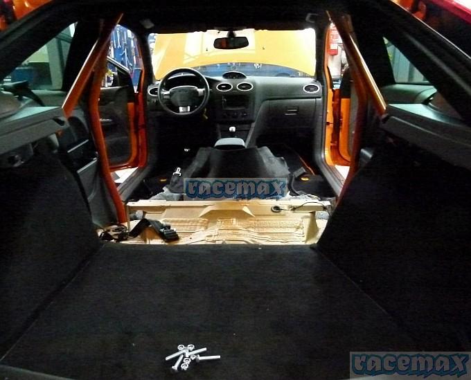 Ford Focus MK2 - Clubsport Überrollbügel - auch für ST225 ...