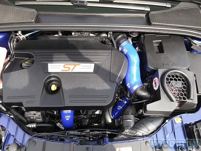 mountune - ford focus mk3 - st185 - diesel - ansaugsystem
