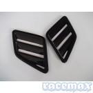 Maxton Bonnet Vents - Blendensatz für die Motorhaube - Universal