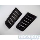 RS-Style Bonnet Vents - Blendensatz für die Motorhaube - Universal