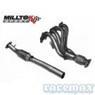 Fiesta MK6 ST150 - Fächerkrümmer + Sport-Katalysator - Beispielabbildung