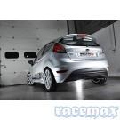 Ford Fiesta MK7 - 1,0l EcoBoost - Milltek - 2,4Zoll Edelstahl Sport-Auspuffanlage ab Kat - UK -