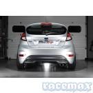 Ford Fiesta MK7 - 1,0l EcoBoost - Milltek - 2,4Zoll Edelstahl Sport-Auspuffanlage ab Kat - UK - RACE