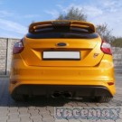 Ford Focus MK3 - ST250 - RS Style Heckdiffusor - VFL ab 2012 bis 2014