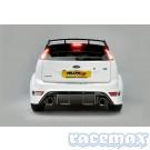 Ford Focus MK2 - RS305 + RS500 - Milltek - 3Zoll Edelstahl Sport-Auspuffanlage ab Kat - EURO - mit ECE/EG