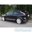 Ford Focus MK2 - ST225 - Milltek - 2,75Zoll Edelstahl Sport-Auspuffanlage ab Kat - UK -
