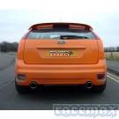 Ford Focus MK2 - ST225 - Milltek - 2,75Zoll Edelstahl Sport-Auspuffanlage ab Kat - EURO - mit ECE/EG