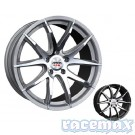 8x18 Zoll Alufelge - GT3 - Made by BBS