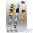 Ford Focus MK1 - RS215 - KW Gewindefahrwerk V3 inox - Typ: DBY