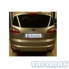 Ford S-Max - Fox - 2,5 Zoll Edelstahl Sport-Endschalldämpfer - 2,5l Turbo - mit ABE