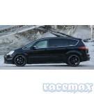 Ford S-Max - Fox - 2,5 Zoll Edelstahl Sport-Auspuffanlage ab Kat  - 2,5l Turbo - mit ABE