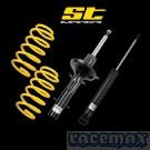 Ford Focus MK2 - Cabrio - ST Suspensions - ST Sportfahrwerk 30 mm - Typ: DA3 / DB3