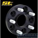 ST Suspensions - 40mm Spurverbreiterung - A2-System - pro Achse