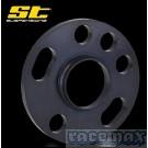 ST Suspensions - 46mm Spurverbreiterung - D3-System - pro Achse - mit längeren Stehbolzen