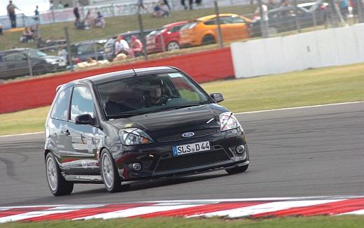 Ford Fair 2014 Fiesta ST MR
