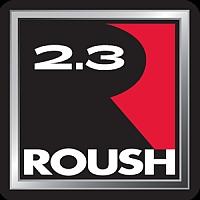roush mustang 2,3