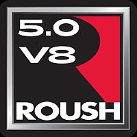 roush mustang 5,0